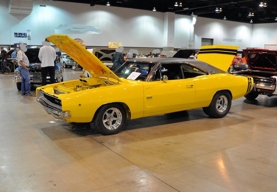1968 Dodge Charger - Killer Bee by Razgar