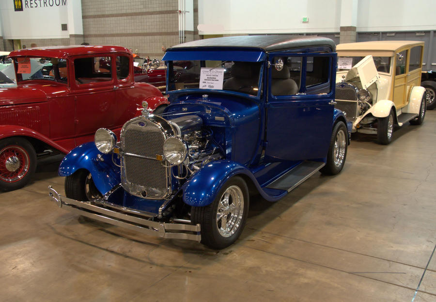 1928 ford model a 2 door sedan by razgar on deviantart for 1928 chevrolet 2 door coupe for sale