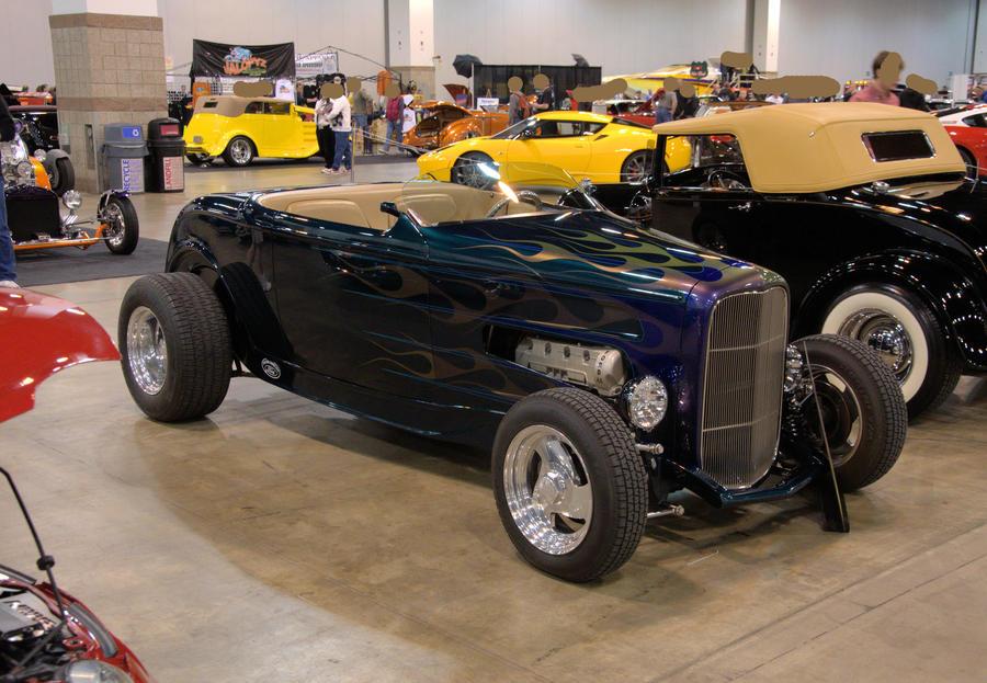 1932 Ford Roadster B by Razgar