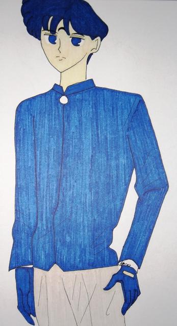 Blue Sapphir by Prince-Saffiru