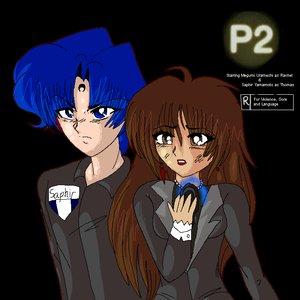 P2 Starring Megumi and Saphir by Prince-Saffiru