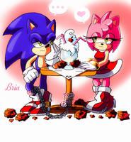 Be My Valentine by Toraleii