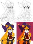 Gwen the Fox Process