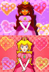 Screenshot Redraw: Princess Peach