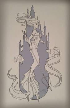 Day 16: Daughter of Atlantis