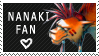 Nanaki Stamp by littlealliegator