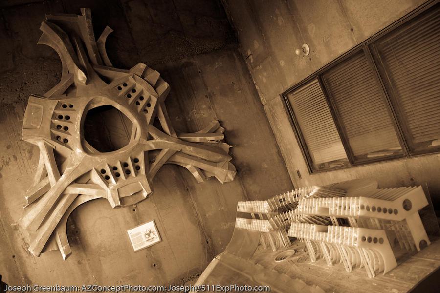 Arcosanti Concept, Build by hk-bladelaw-hk