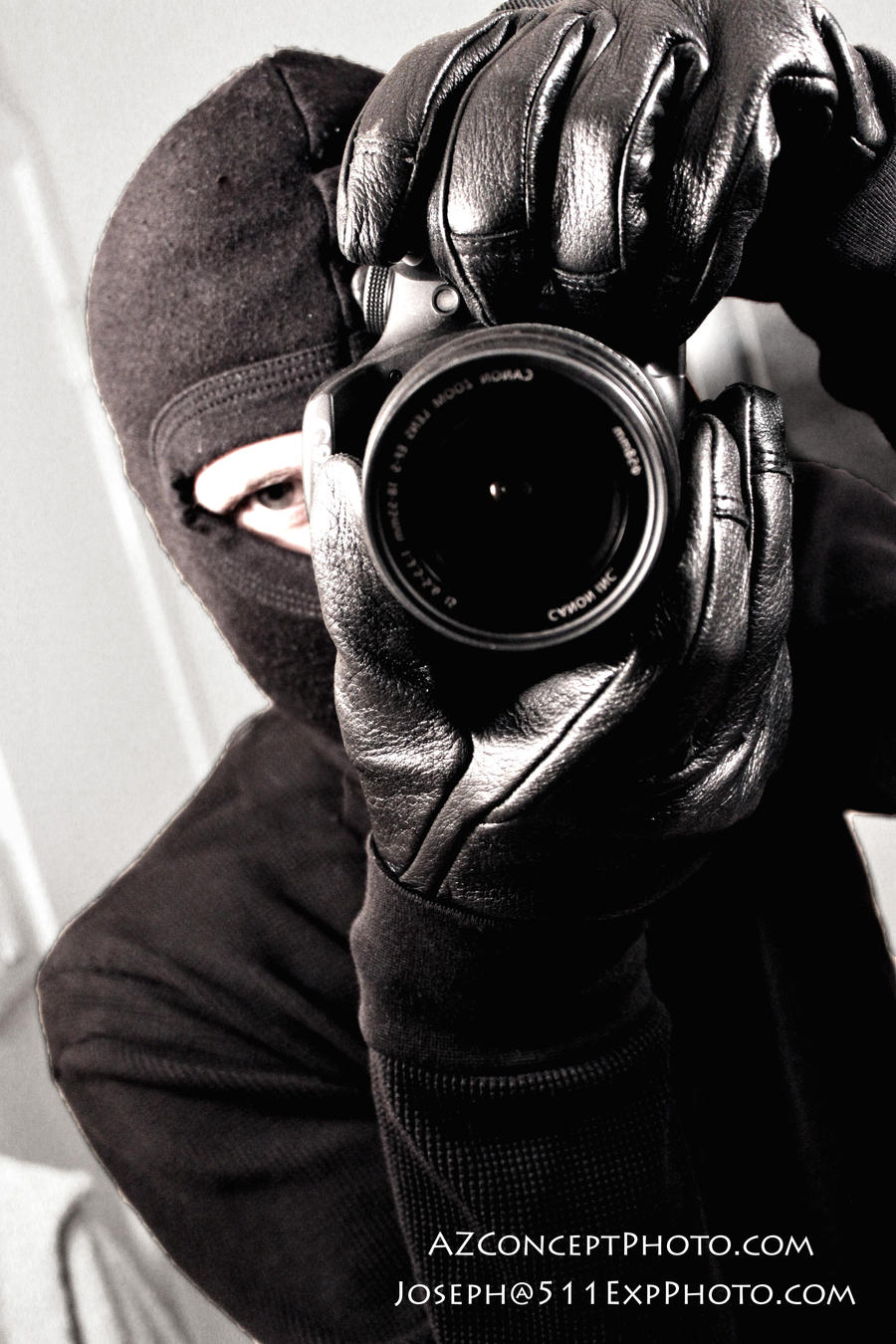 Ninja Photographer by hk-bladelaw-hk