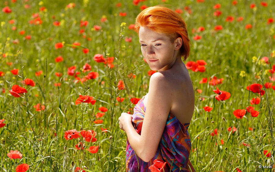 Poppy Girl