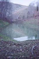 EASTERN Ky, silt pond