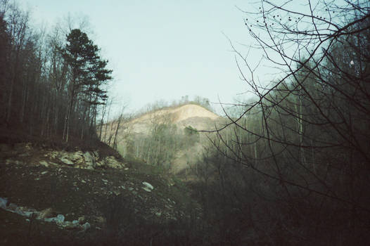 Mountain top removal