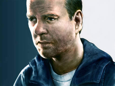 Jack Bauer Colored