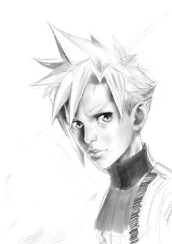 cloud strife (unfinished)