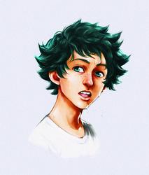 Izuku Midoriya (Fan Art)