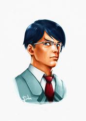 Iida Tenya (Fan Art)
