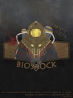 Bioshock poster 2 by Slaizen