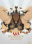 Bioshock Infinite Poster (+ video making of)