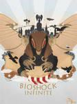 Bioshock Infinite Poster (+ video making of)