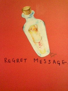 Regret Message by chocolategreenteacup
