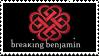 Breaking Benjamin Stamp by EbonyKitE