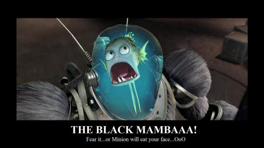 black mamba by shmez3 on deviantart