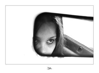 rearviewmirror by crono3