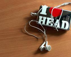 I LOVE HEAD by nixon79