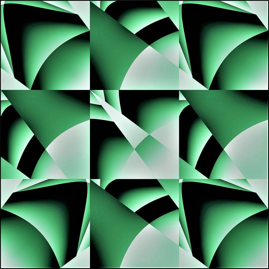 Green Curves by SporianBonja