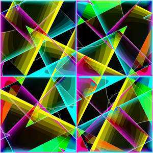 Fractured Colours