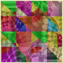 Rainbow Bubbles by SporianBonja