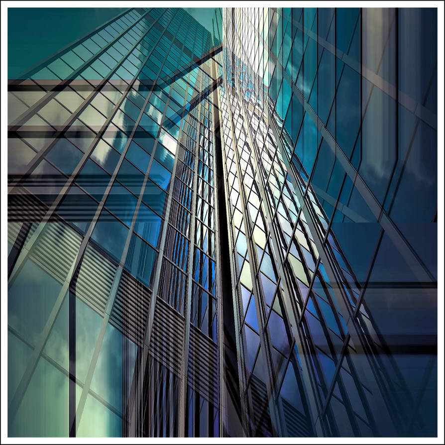 Skyscraping Aghast by SporianBonja