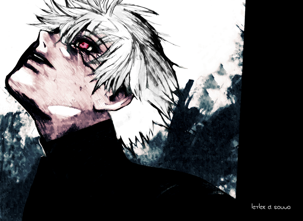 TG:re | Just a Ghoul by Leylek-d-Sovura
