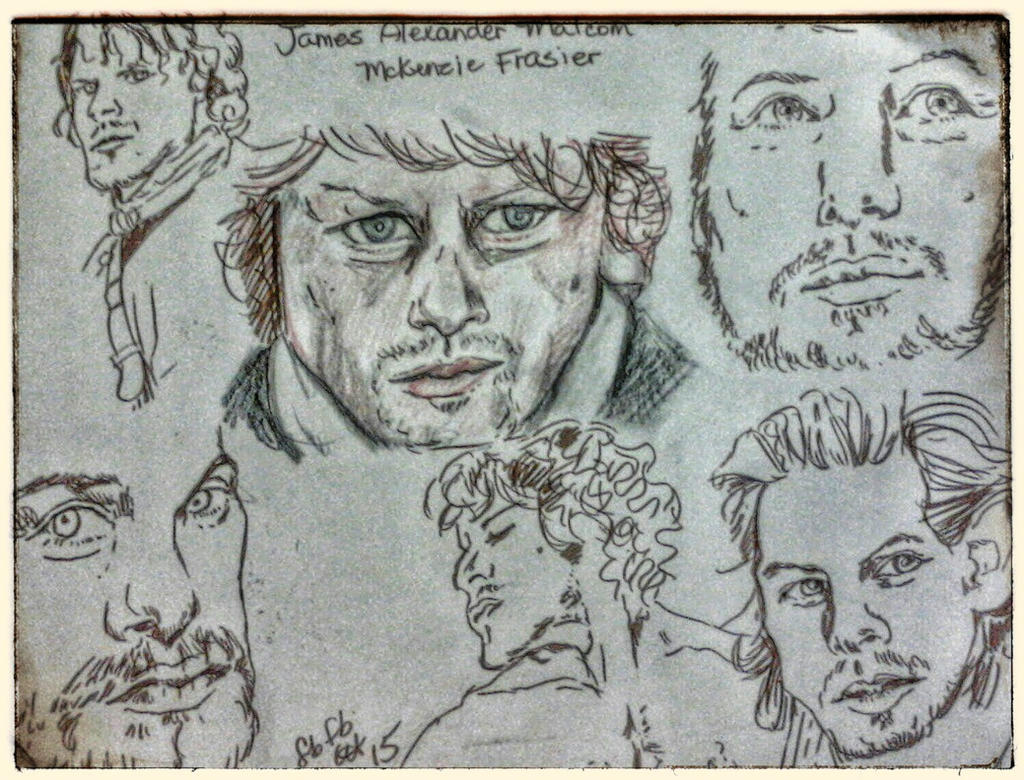 Collage James by fbforbill