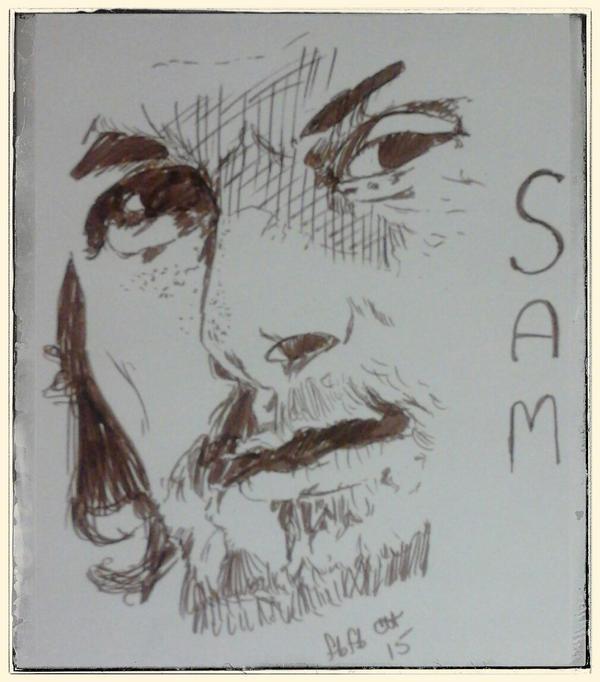 Sam  by fbforbill