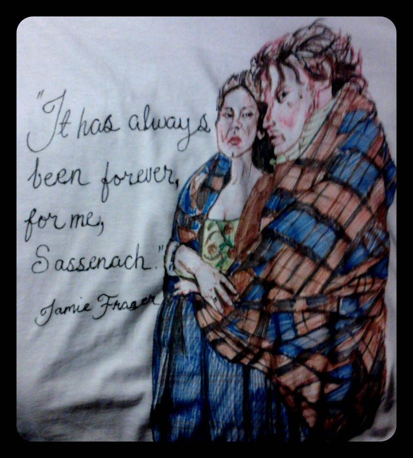 My new Tee of the Frasiers by fbforbill