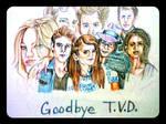 Goodbye, TVD.  Tee by fbforbill