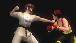 Judo vs MMA