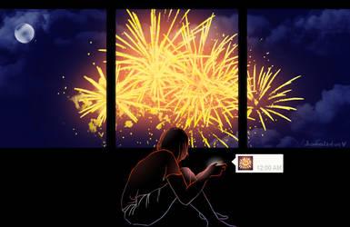Happy 2016! by dearvalerius