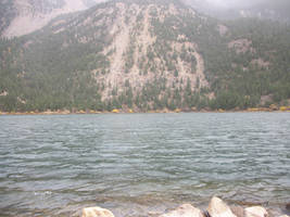 lake at Gorgetown Colorado 1