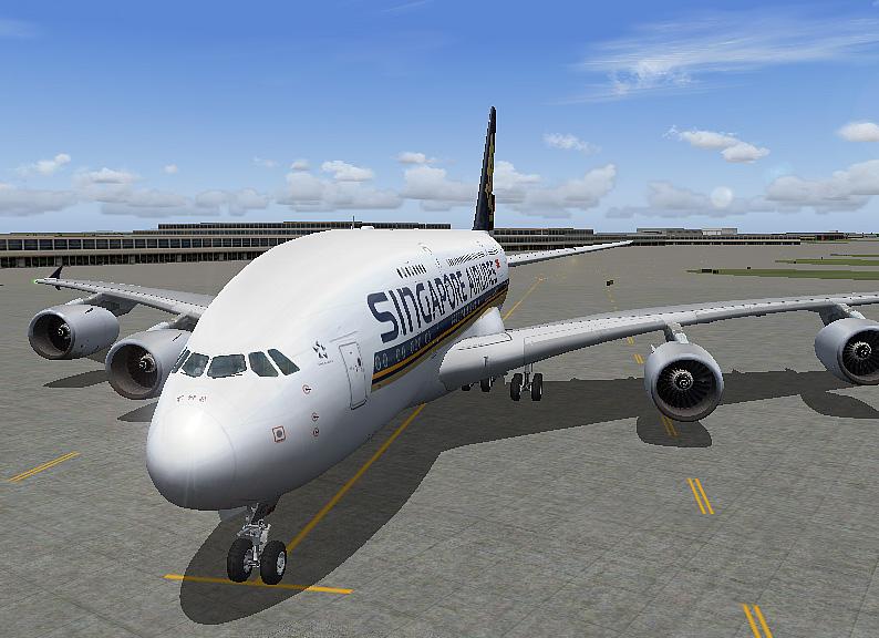 Singapore 'Super' - 9V-SKC by SpanStallion