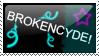Brokencyde Stamp by AlanaxUchiha