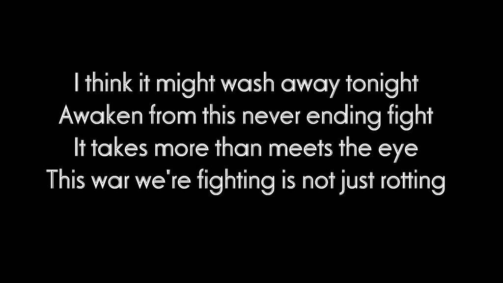 Lyric ain t no way lyrics : Courtesy Call {Lyrics} by shadowluker on DeviantArt