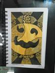 Shriektober #27: Mask