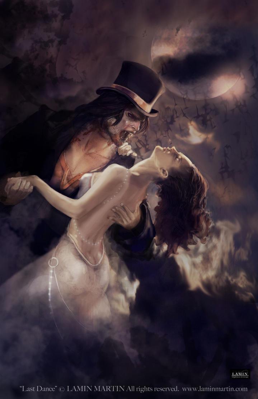 Last Dance By LaminIllustration