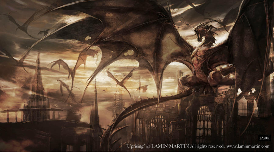 Uprising by ElementsWorkshop