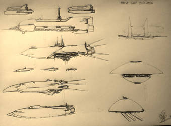 Thrive Spaceship Evolution by Gotrol