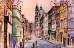 Prague (A Red Thread #1)