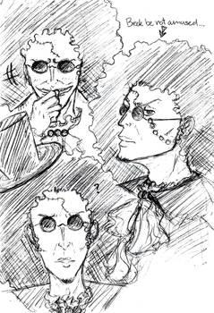 Brook Sketches 2