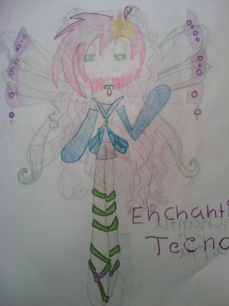 Tecna Enchantix by Winxzafir