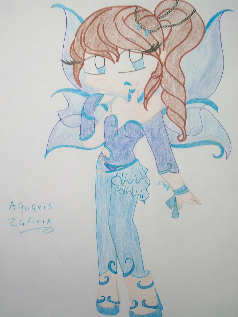 AT:Aquaris Zafirix by Winxzafir